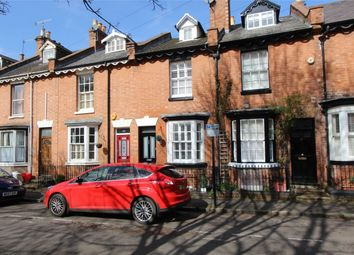 Thumbnail 4 bed town house for sale in Rosefield Street, Leamington Spa