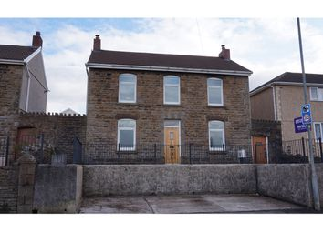 Thumbnail 4 bed detached house for sale in Carmel Road, Winch Wen
