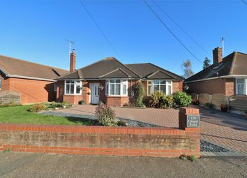 Thumbnail 3 bed detached bungalow for sale in Chapel Road, Brightlingsea, Colchester, Essex