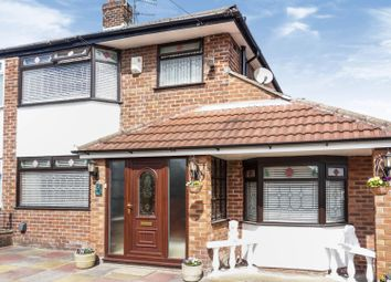 3 bed semi-detached house for sale in Charterhouse Road, Liverpool L25