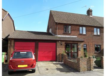 Thumbnail 3 bedroom semi-detached house for sale in Darvel Down, Battle