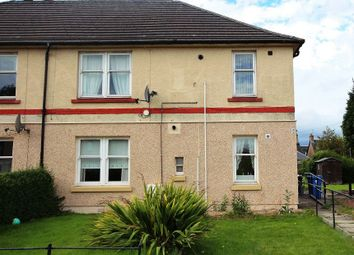 Thumbnail 2 bed flat to rent in Sutton Park Crescent, Stenhousemuir