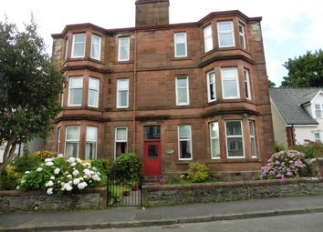 Thumbnail 2 bed flat for sale in 73 Ardbeg Road, Rothesay, Isle Of Bute