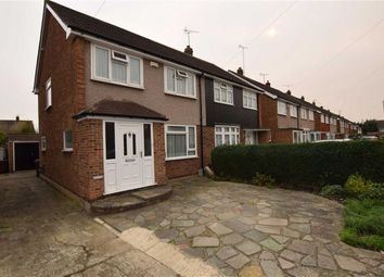 Thumbnail 3 bed semi-detached house for sale in Balstonia Drive, Stanford-Le-Hope, Essex