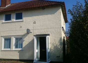 Thumbnail 1 bed semi-detached house to rent in Cricket Road, Oxford