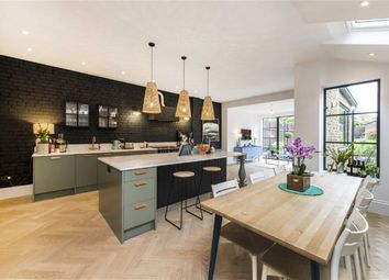 Thumbnail 5 bed terraced house for sale in Okehampton Road, Queens Park, London