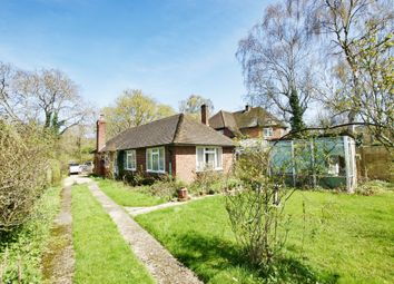 Thumbnail 2 bed detached bungalow for sale in Farnham Road, Odiham