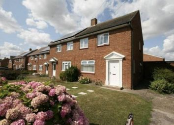 Thumbnail 2 bed semi-detached house to rent in Lynton Avenue, Arlesey