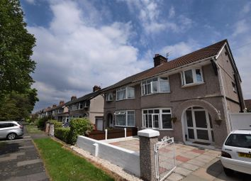 Thumbnail 3 bed property for sale in Withert Avenue, Higher Bebington, Wirral