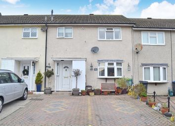 Thumbnail 3 bed terraced house for sale in Church End, Harlow