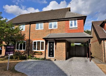 4 bed semi-detached house for sale in Heather Walk, Horley RH6