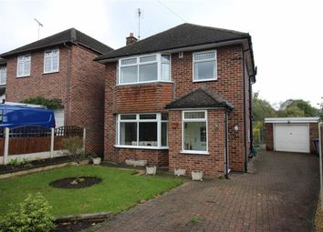 Thumbnail 3 bed detached house for sale in Eaton Close, Allestree, Derby