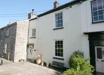 Thumbnail 2 bed terraced house for sale in Silver Street, Bampton, Devon
