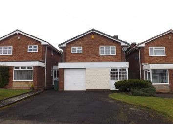Thumbnail 3 bed detached house for sale in St. Giles Close, Rowley Regis, West Midlands
