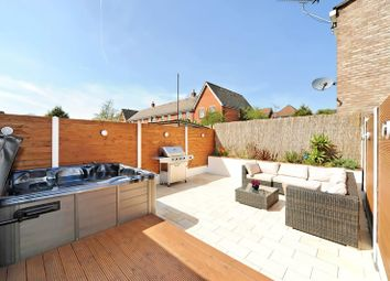Thumbnail 3 bed terraced house to rent in Gresham Road, Royal Docks