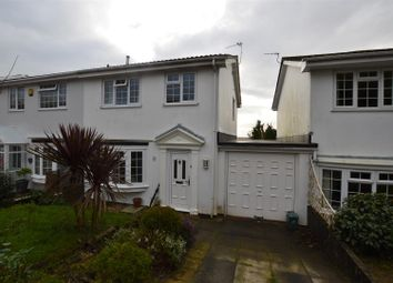 Thumbnail 3 bed semi-detached house for sale in Woodfield Road, Talbot Green, Pontyclun