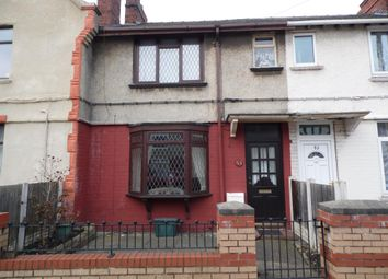 Thumbnail 2 bed terraced house for sale in The Avenue, Bentley, Doncaster