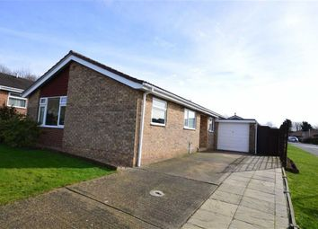 Thumbnail 3 bed bungalow for sale in Canterbury Drive, Heighington, Lincoln