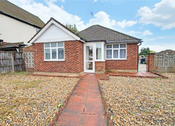 Thumbnail 3 bed detached bungalow to rent in Fordbridge Close, Chertsey, Surrey