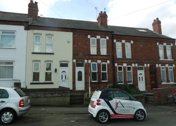 Thumbnail 2 bed terraced house to rent in Gedling Grove, Arnold