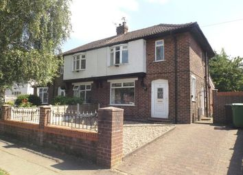 Thumbnail 2 bed semi-detached house for sale in Church Road, Urmston, Manchester, Greater Manchester