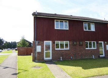 Thumbnail 2 bed semi-detached house to rent in Golden Miller Close, Newmarket