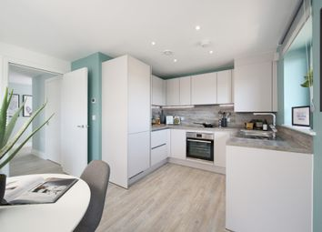 Thumbnail 1 bed flat for sale in Plot 76, Endle Street, Southampton