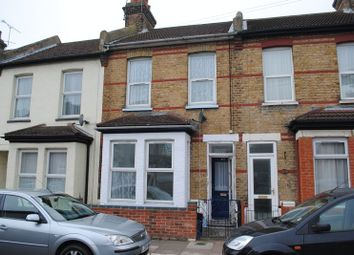 Thumbnail 2 bed terraced house to rent in Dalmatia Road, Southend-On-Sea