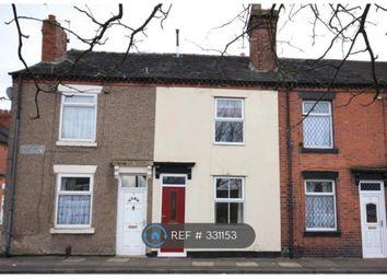 Thumbnail 2 bed terraced house to rent in Brakespeare Street, Stoke-On-Trent
