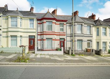 3 bed terraced house for sale in Victoria Road, St Budeaux, Plymouth PL5