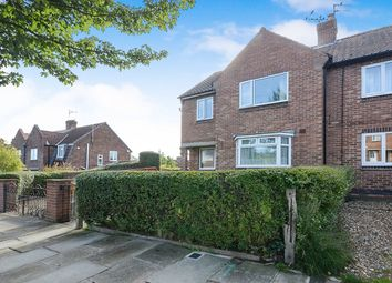 Thumbnail 3 bed terraced house for sale in Cornlands Road, York