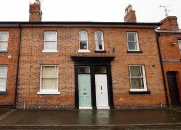 Thumbnail 2 bedroom terraced house for sale in High Street, Overton, Wrexham