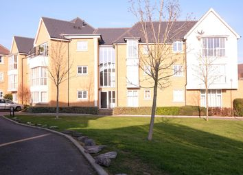 Thumbnail 1 bed flat for sale in Lambourne Chase, Great Baddow, Chelmsford