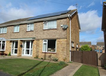Thumbnail 3 bed semi-detached house for sale in Chatsworth Drive, Louth