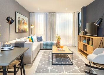 Thumbnail 1 bed flat for sale in Western Ave, London, UK, London