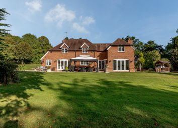 Thumbnail 5 bed detached house for sale in Lambs Lane, Swallowfield, Reading, Berkshire