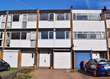 Thumbnail 3 bed town house for sale in Damon Close, Sidcup, Kent