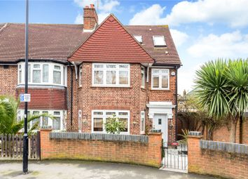 Thumbnail 4 bed semi-detached house for sale in Marlborough Road, Isleworth