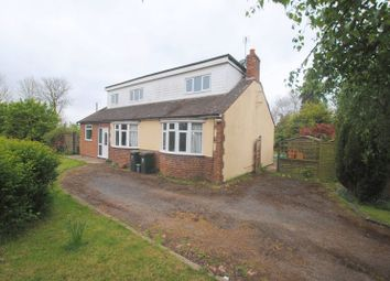 Thumbnail 4 bedroom detached bungalow for sale in Spenwood, Alexandra Road, Rushden