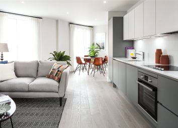 Thumbnail 2 bed flat for sale in Stamford Road, Dalston, London