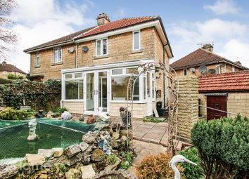 Thumbnail 3 bed semi-detached house for sale in Oriel Grove, Bath