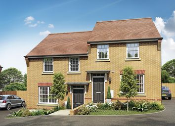 "Thumbnail 3 bedroom end terrace house for sale in ""Archford"" at Monkerton Drive, Pinhoe, Exeter"