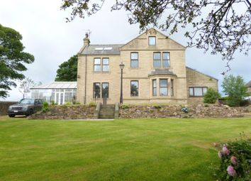 Thumbnail 6 bed detached house for sale in Haworth Road, Cullingworth, Bradford