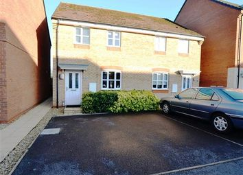 Thumbnail 3 bed semi-detached house for sale in Great Row View, Wulfstan Grange, Wolstanton, Newcastle