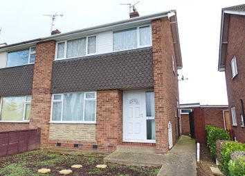 Thumbnail 3 bedroom semi-detached house for sale in Southdown Road, Yaxley, Peterborough