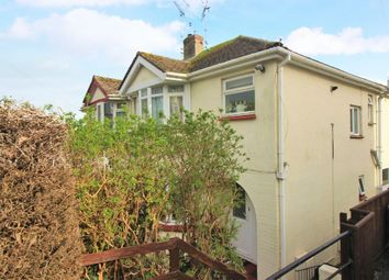 Thumbnail 1 bed flat for sale in All Hallows Road, Preston, Paignton