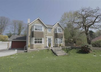 Thumbnail 4 bed detached house for sale in Hendrefoilan Road, Swansea