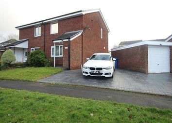 Thumbnail 2 bed property for sale in Higher Meadow, Leyland