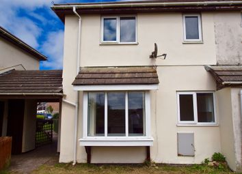 Thumbnail 1 bed end terrace house to rent in Penrose Court, Tolvaddon, Camborne