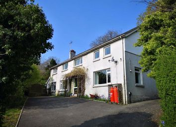 4 bed detached house for sale in Comins Coch, Aberystwyth SY23